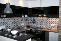 Egy modern konyha